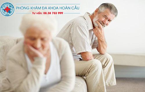 Bệnh trĩ ở người già và cách trị hiệu quả