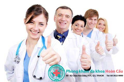 Địa chỉ chữa bệnh viêm bao quy đầu ở TPHCM