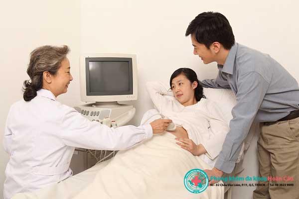 Địa chỉ siêu âm khám thai ở TPHCM